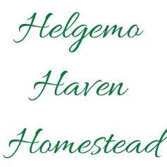 Helgemo Haven Homestead