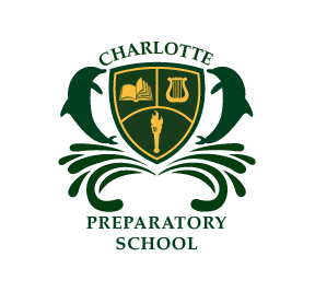 Charlotte Preparatory School Logo, links to Home Page