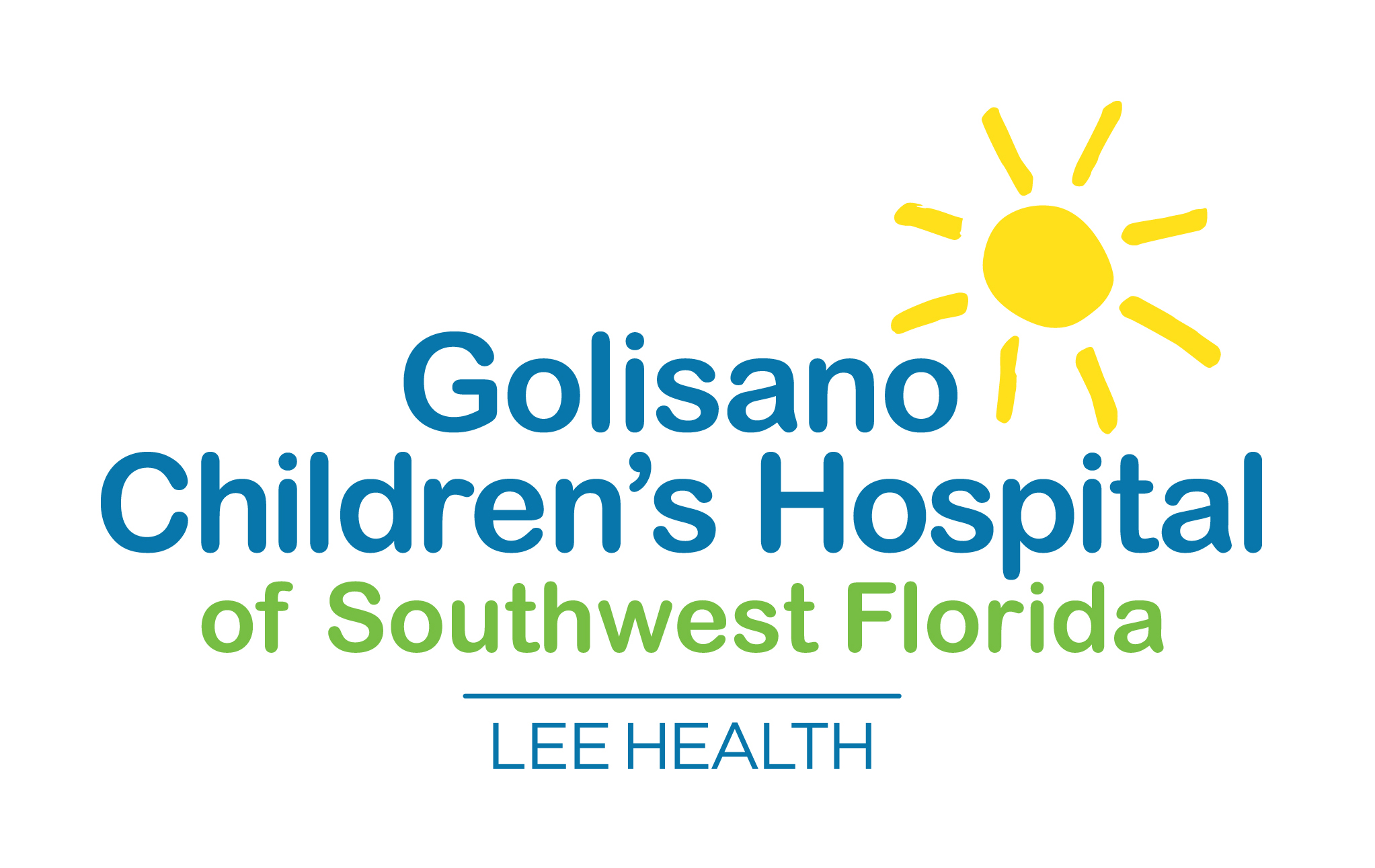 Gold Sponsor Golisano Children's Hospital of Southwest Florida, click to visit website