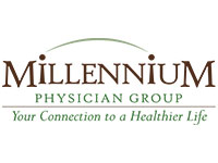2019 Annual Event Sponsor, Def Leppard level, Millennium Physician Group. Click to visit thier website.