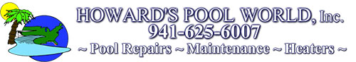 Silver Sponsor, Howards Pool World, click to visit their website
