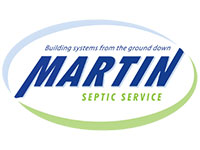 2019 Annual Event Sponsor, Def Leppard level, Martin Septic Service. Click to visit thier website.