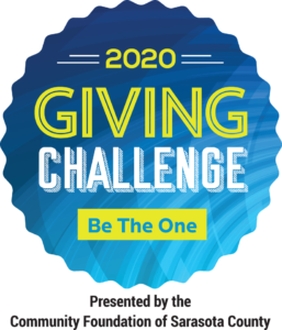 2020 Giving Challenge - Be teh One